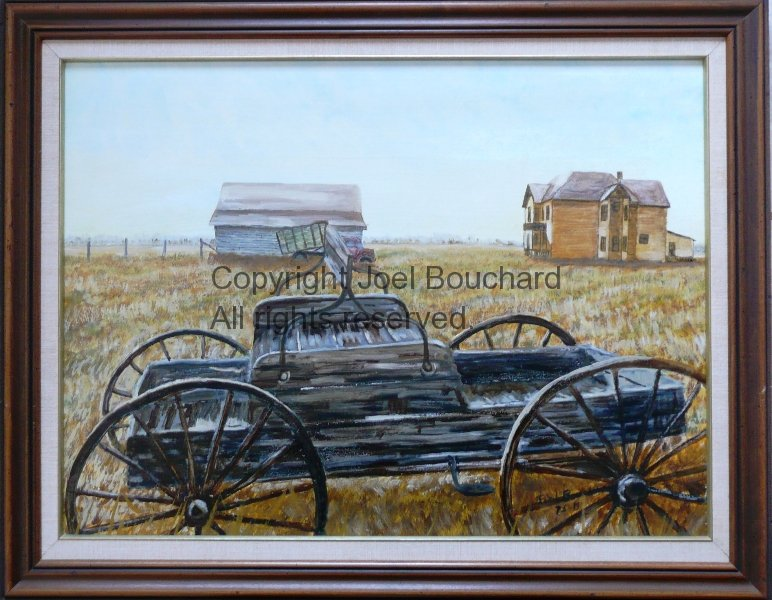 Cypress River Homestead - SOLD