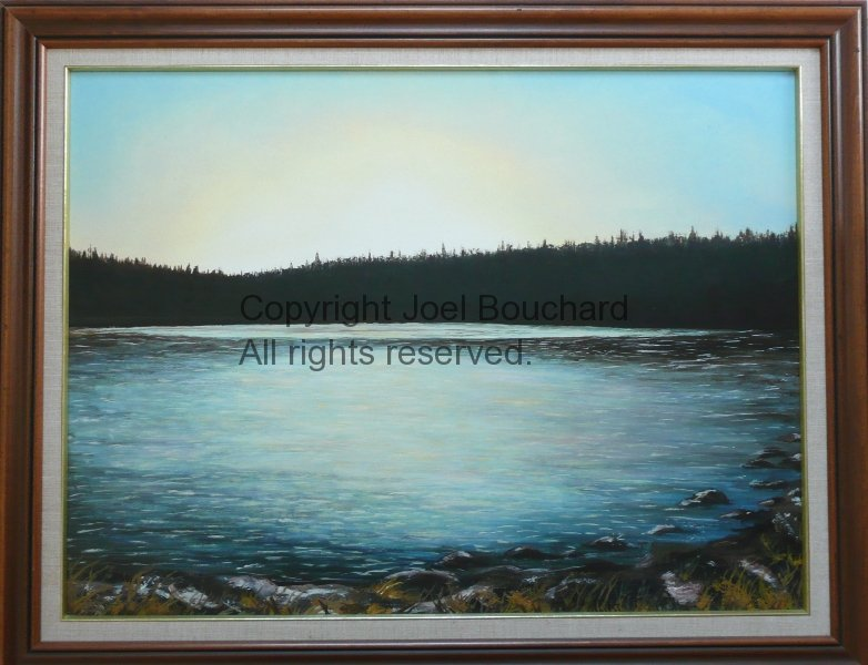 Steeprock Lake - SOLD