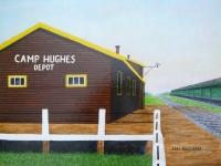 Camp Hughes Depot